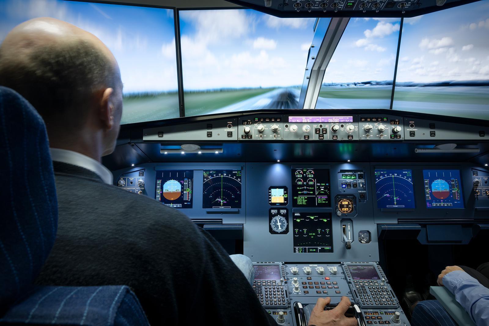 Sim Runway 2